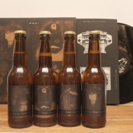why the eye ? audio beer & LP